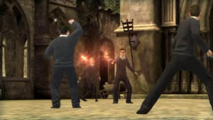 Harry Potter and the Order of the Phoenix Screenshot 2