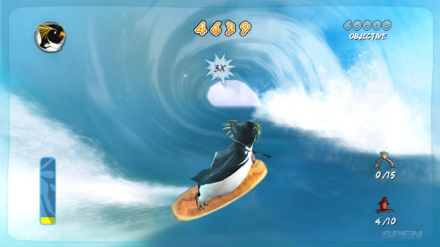 Surf's Up Screenshot 1