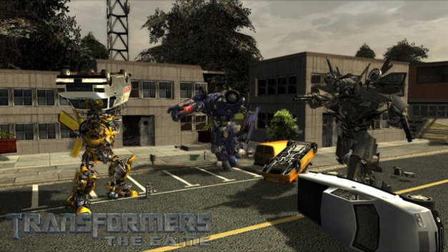 Transformers: The Game Screenshot 7