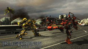 Transformers: The Game Screenshot 8