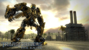 Transformers: The Game Screenshot 9