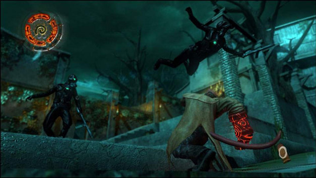 Hellboy: Science of Evil Screenshot 1