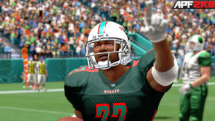 All-Pro Football 2K8 Screenshot 3