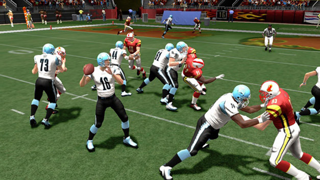 All-Pro Football 2K8 Screenshot 4