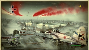Blazing Angels 2: Secret Missions of WWII Screenshot 2