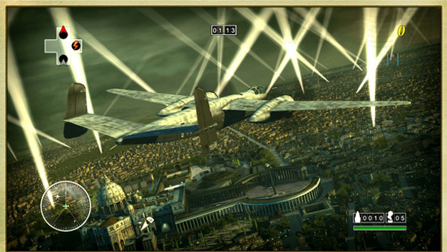 Blazing Angels 2: Secret Missions of WWII Screenshot 4