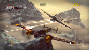 Blazing Angels 2: Secret Missions of WWII Screenshot 6