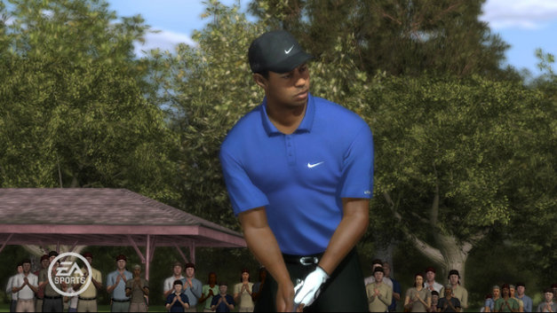 Tiger Woods PGA Tour® 08 Screenshot 1