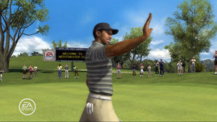 Tiger Woods PGA Tour® 08 Screenshot 2