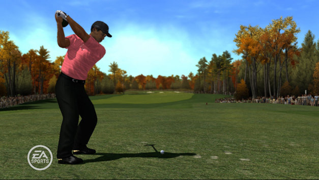 Tiger Woods PGA Tour® 08 Screenshot 7