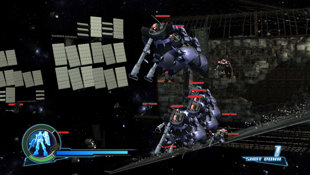 Dynasty Warriors®:GUNDAM® Screenshot 3