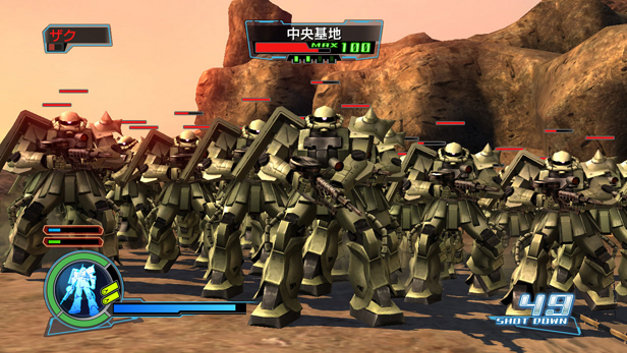 Dynasty Warriors®:GUNDAM® Screenshot 4