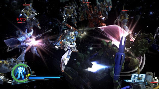 Dynasty Warriors®:GUNDAM® Screenshot 7