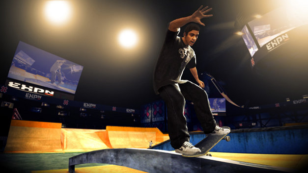 Skate Screenshot 1
