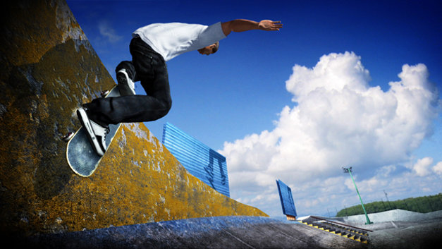 Skate Screenshot 4