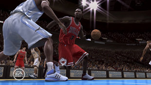 NBA Live 08 Screenshot 2