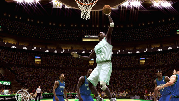 NBA Live 08 Screenshot 7
