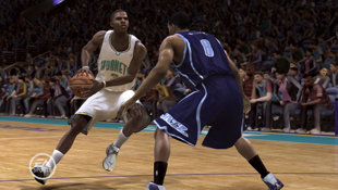 NBA Live 08 Screenshot 8