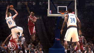NBA Live 08 Screenshot 9