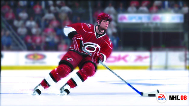 NHL® 08 Screenshot 1