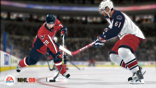 NHL® 08 Screenshot 2