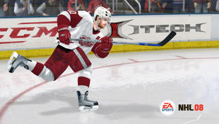 NHL® 08 Screenshot 3