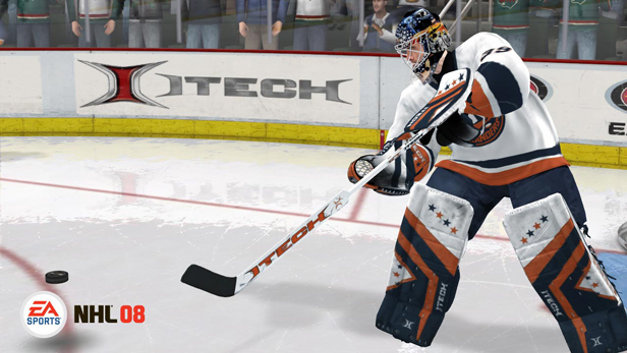 NHL® 08 Screenshot 4
