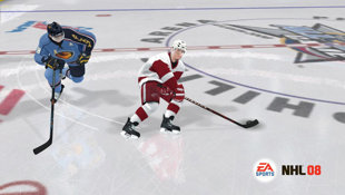 NHL® 08 Screenshot 6