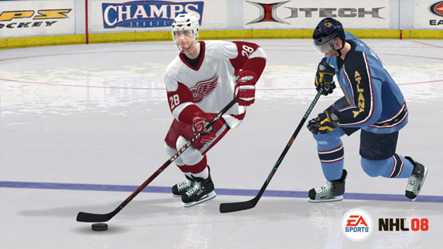 NHL® 08 Screenshot 7