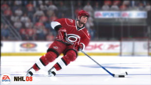 NHL® 08 Screenshot 8