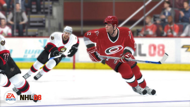 NHL® 08 Screenshot 10