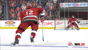 NHL® 08 Screenshot 11