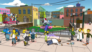 The Simpsons Game Screenshot 3