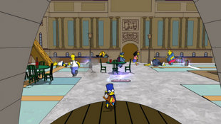 The Simpsons Game Screenshot 8