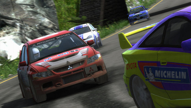 Sega Rally Revo™ Screenshot 1