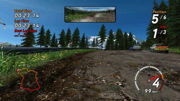 Sega Rally Revo™ Screenshot 4