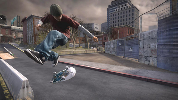 Tony Hawk's Proving Ground Screenshot 1