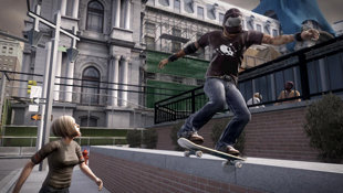 Tony Hawk's Proving Ground Screenshot 3