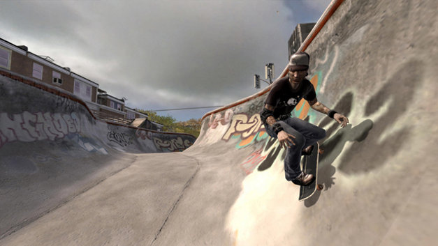 Tony Hawk's Proving Ground Screenshot 4