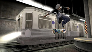 Tony Hawk's Proving Ground Screenshot 5