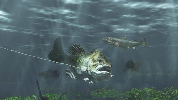 Rapala® Fishing Frenzy 2009 Screenshot 4