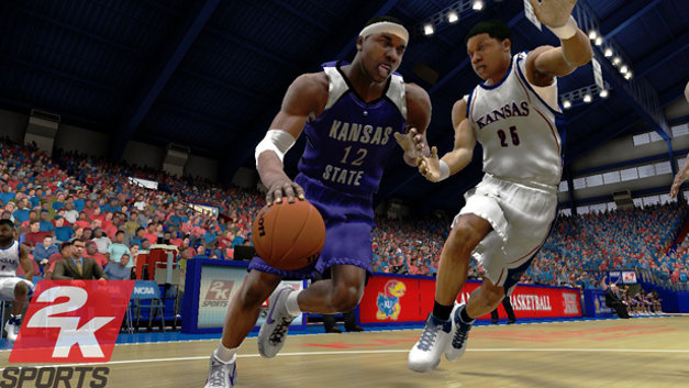 College Hoops 2K8 Screenshot 1