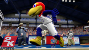 College Hoops 2K8 Screenshot 2
