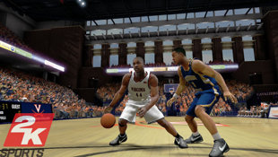 College Hoops 2K8 Screenshot 3