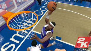 College Hoops 2K8 Screenshot 5
