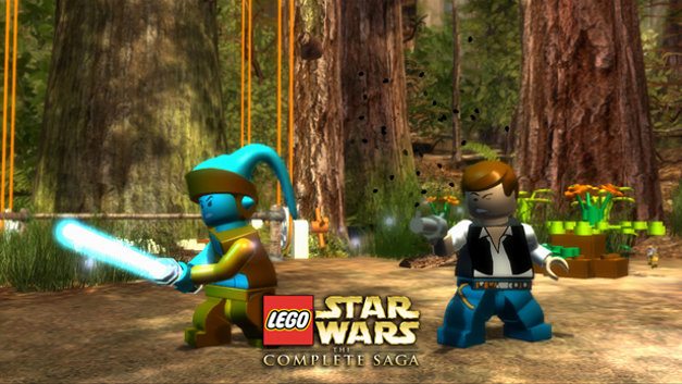 LEGO® Star Wars: The Complete Saga Screenshot 1