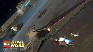 LEGO® Star Wars: The Complete Saga Screenshot 2