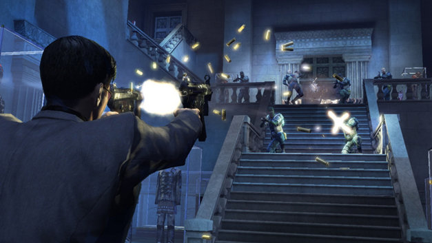 John Woo Presents Stranglehold™ Collectors's Edition Screenshot 4