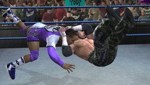 WWE Smackdown! vs Raw 2008 Screenshot 3