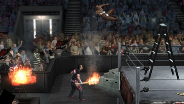 WWE Smackdown! vs Raw 2008 Screenshot 7
